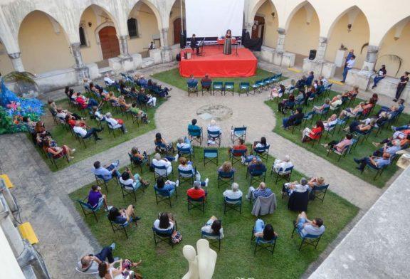 Grande successo per la Prima Biennale Internazionale d'Arte di Fondi