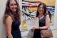 SUCCESSO A FONDI PER LA 1^ BIENNALE INTERNAZIONALE D'ARTE